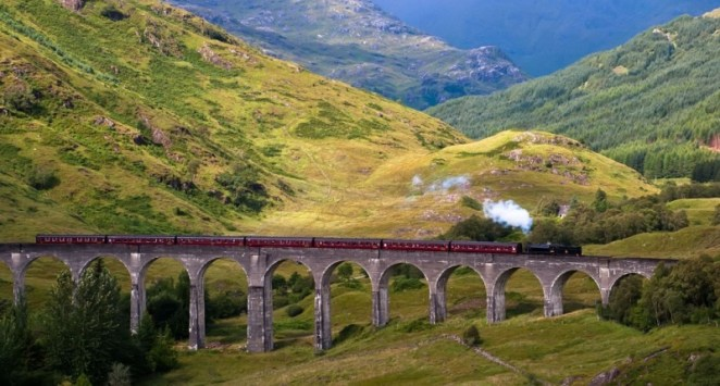 5 locations where they filmed Harry Potter