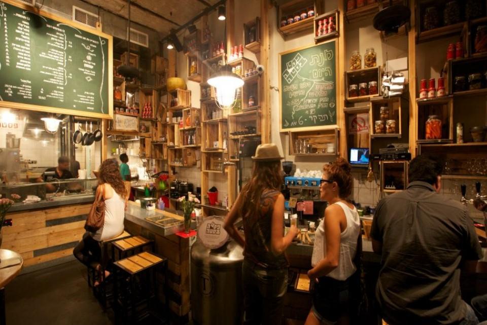 Restaurante Pasta Basta Israel
