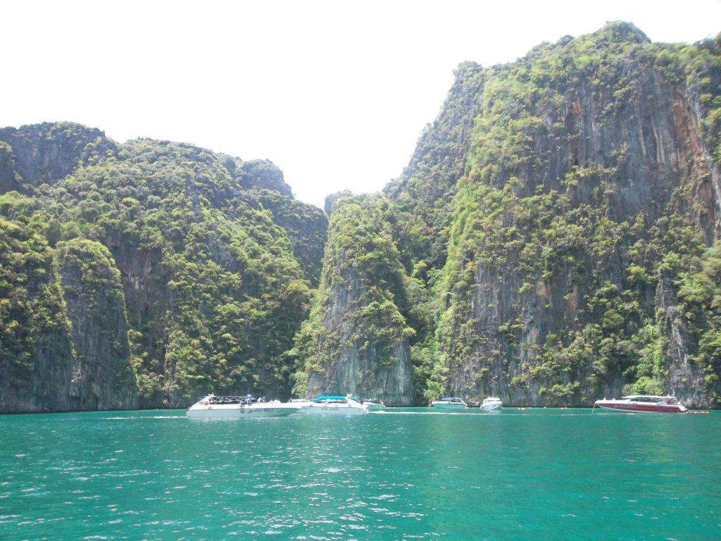 Sudeste Asiático para luna de miel - Phi Phi