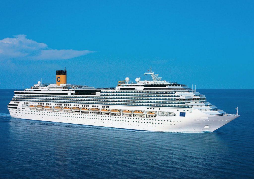 COSTA FAVOLOSA - Cruceros desde Buenos Aires