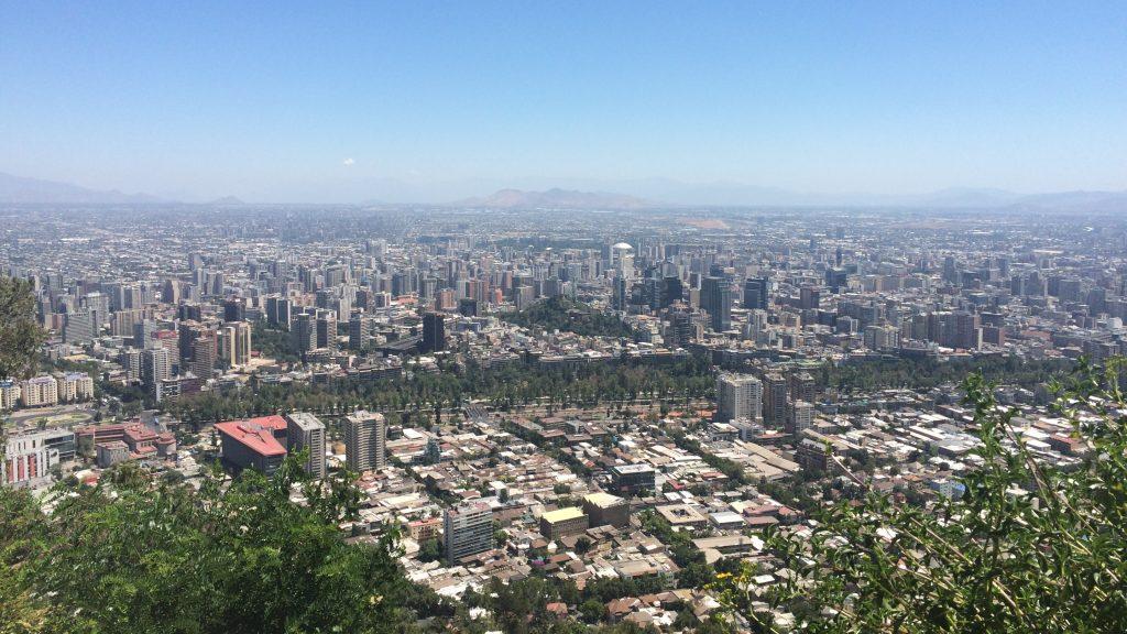 Cerro San Cristóbal Santiago de Chile: precios y horarios