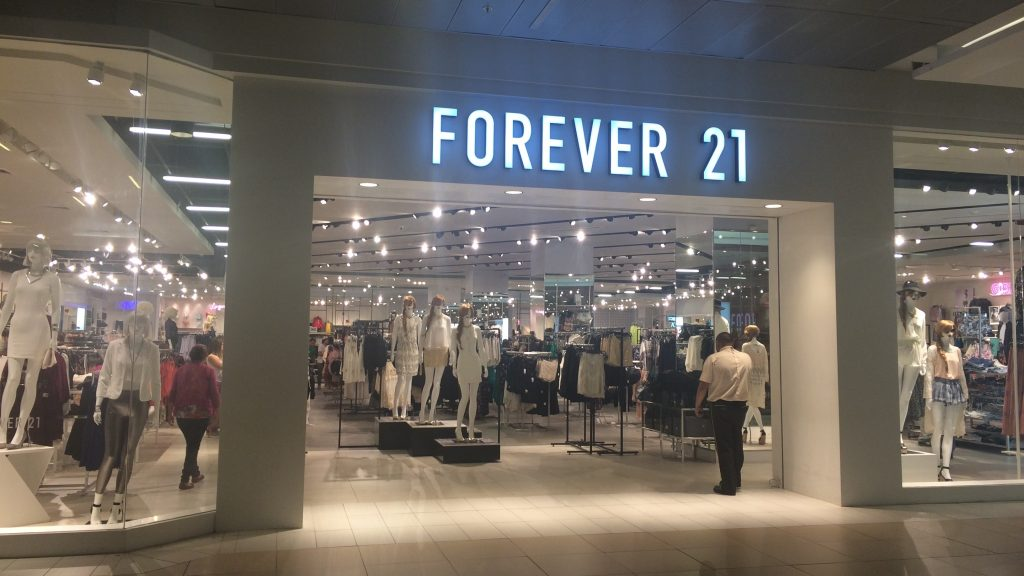 Forever 21 Chile