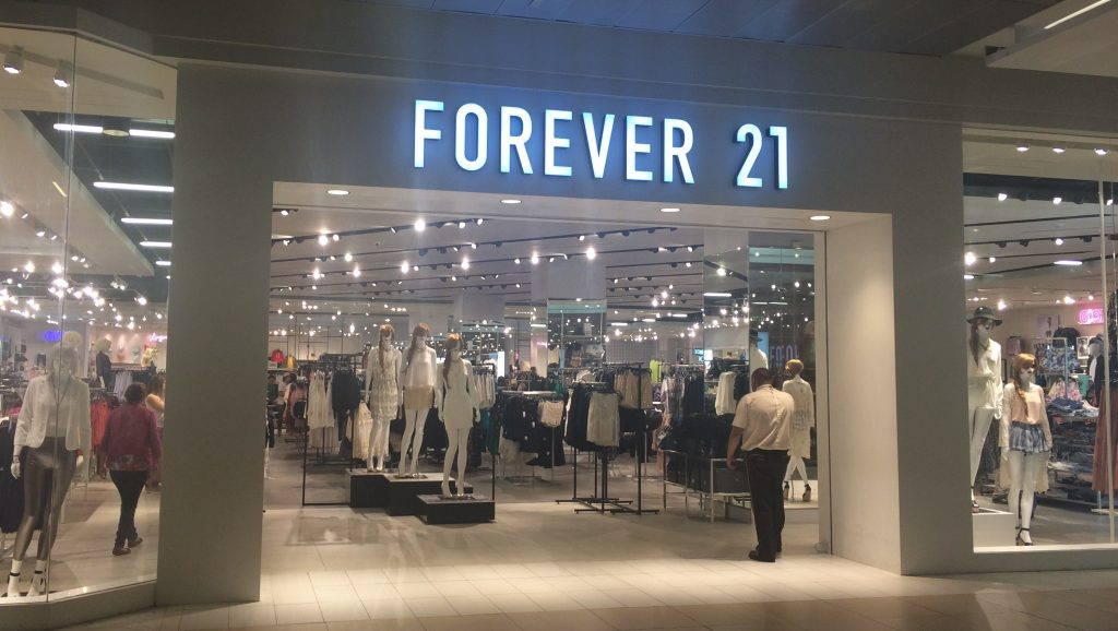 Local Forever 21 Chile