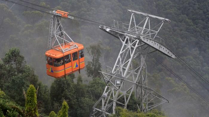 Cerro Monserrate Bogota Colombia