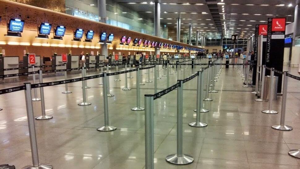 Viajar a Bogotá - Aeropuerto El Dorado