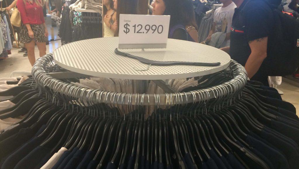 Dónde comprar en Chile - Marcas de ropa de mujer: H&M