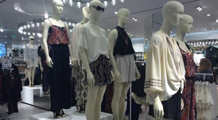 H&M Chile Alto Los Condes nueva tienda