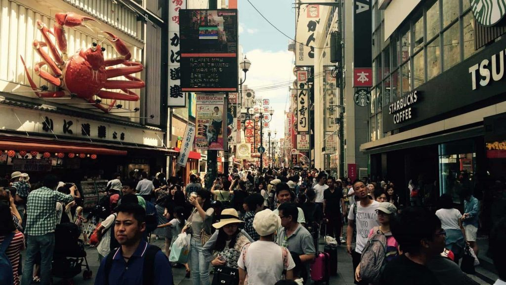 Donde alojarse en Osaka Dotonbori