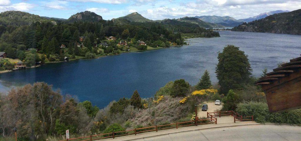 Llao Llao Hotel Bariloche paisaje