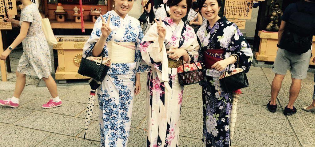 yukatas japon
