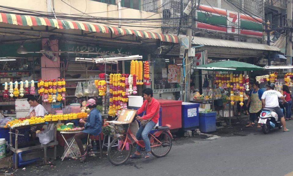 Donde alojarse en Bangkok barrios