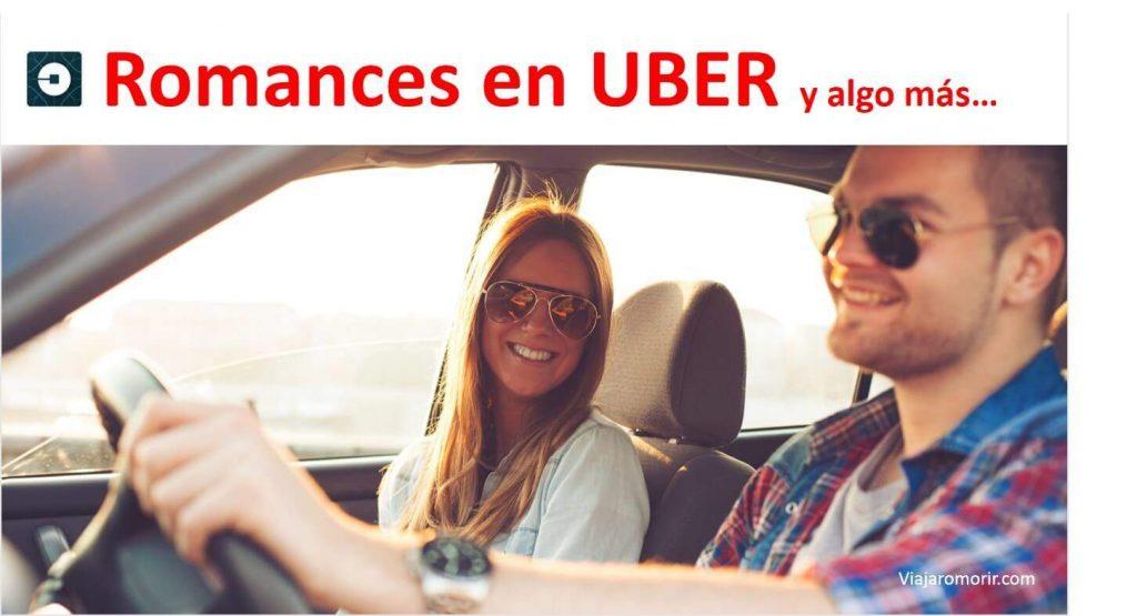 Romances en Uber