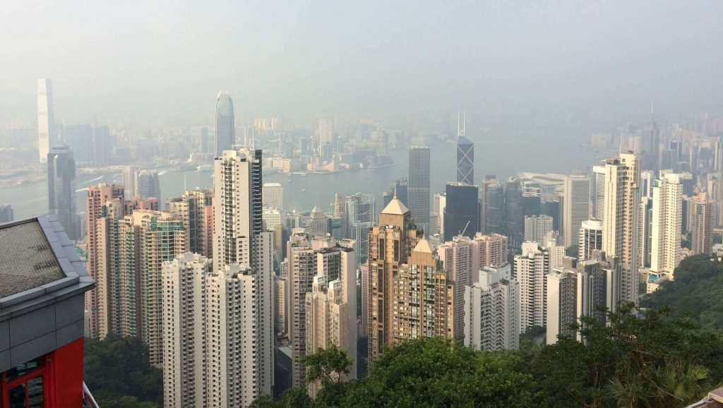 Donde dormir en Hong Kong