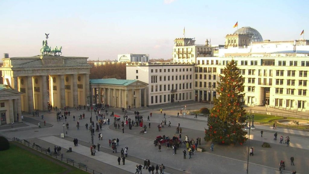 Donde alojarse en Berlin