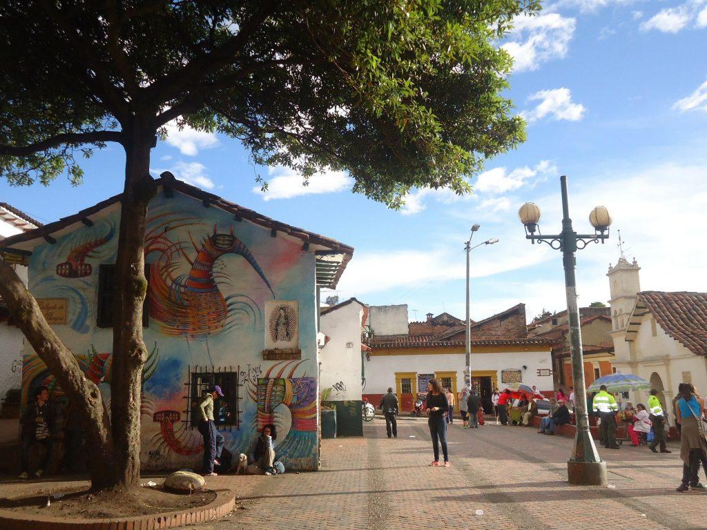 Donde alojarse en Bogota