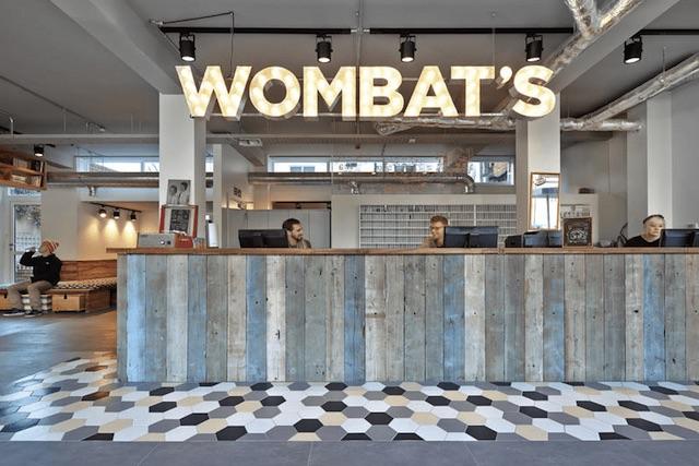 Hostels Reino Unido Wombats