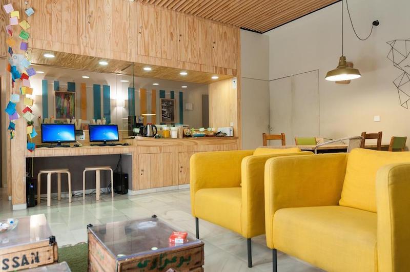 Hoteles y hostels en europa mis experiencias viajar for Hoteles minimalistas en espana