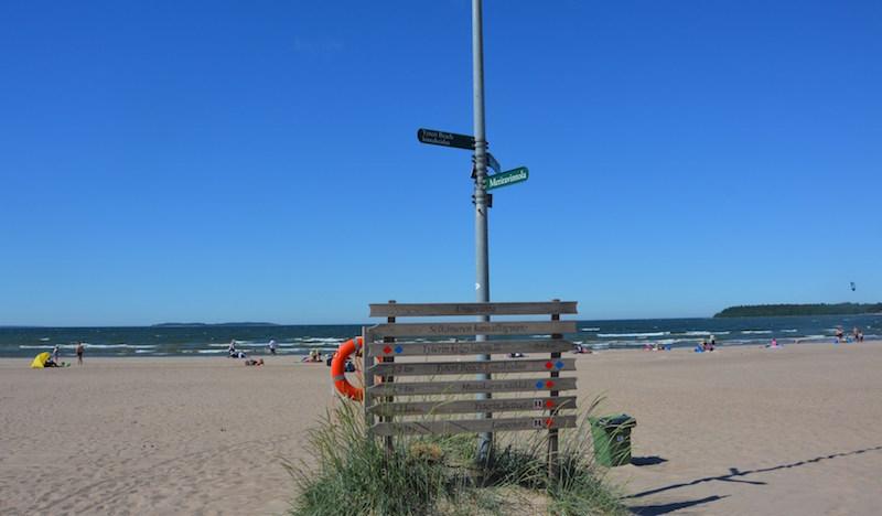 Playa Pori Finlandia