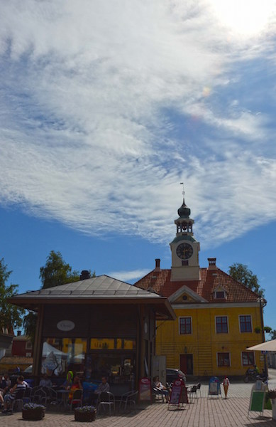 Museos Gratis Finlandia Rauma presupuesto mochilero