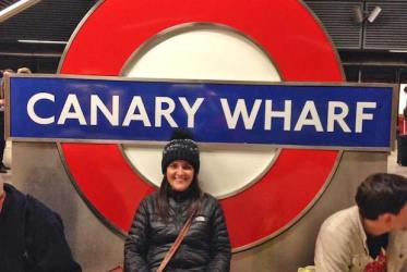 England underground station vivir en londres