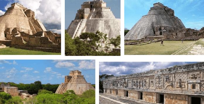 ▷ Zona Arqueológica de Uxmal - Yucatan México