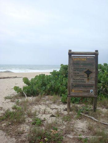 Arrecifes cartel Tayrona
