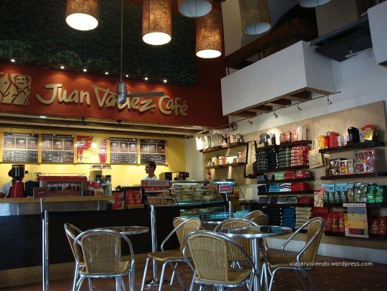 Cafeteria juan Valdez