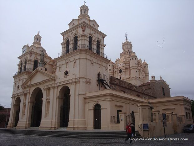 Que hacer en Córdoba Argentina - La Catedral