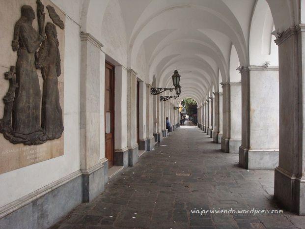 El cabildo Córdoba capital, Argentina