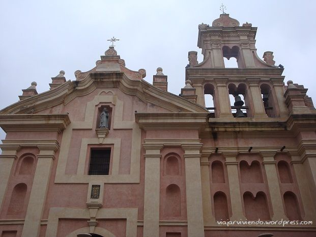 Que ver  en Córdoba capital, Argentina - iglesia