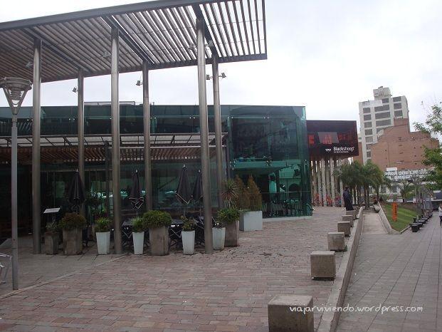 Córdoba Argentina - Paseo del Buen Pastor