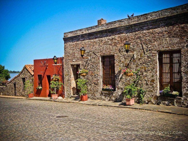viaje a Colonia del Sacramento Uruguay