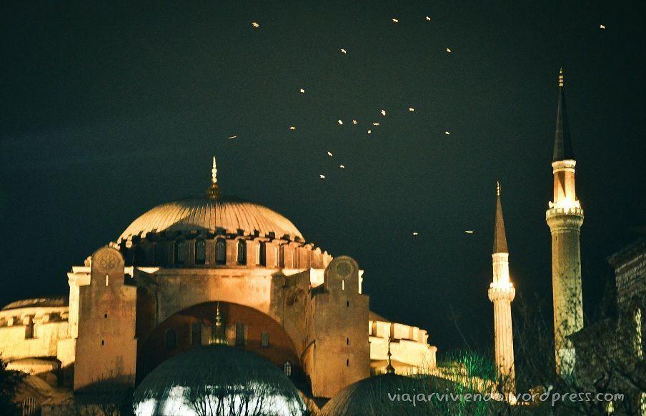 Santa Sofia en Turquia