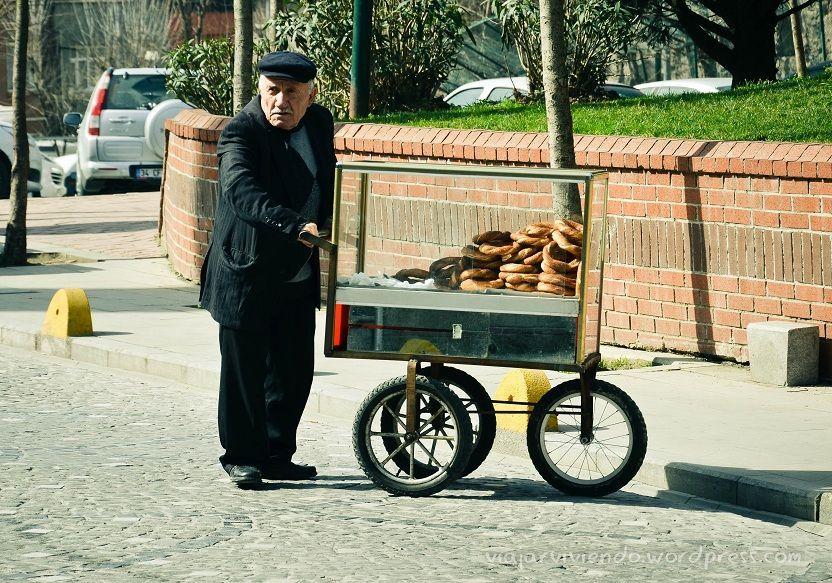vendedor turco