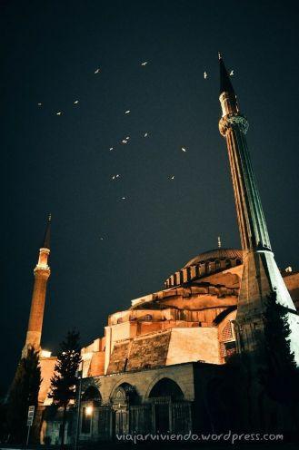 santa sofia estambul turquia