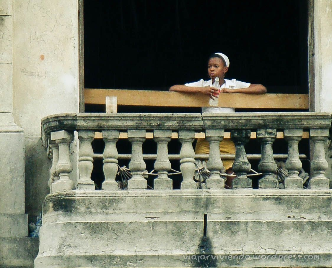 balcon en la habana