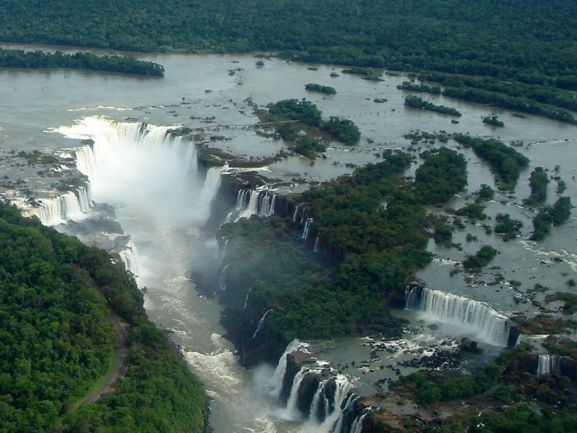 Cataratas del Iguazú ideal