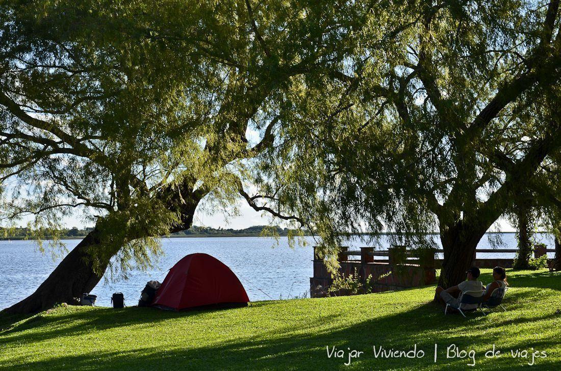 camping ibera - carlos pellegrini