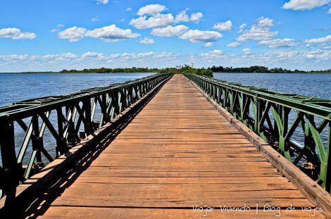 puente bayley esteros ibera