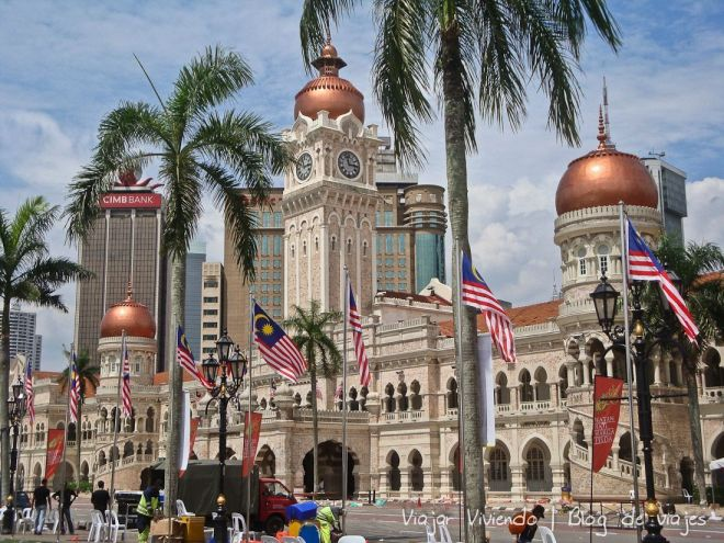Sultan Abdul Samad Kuala Lumpur