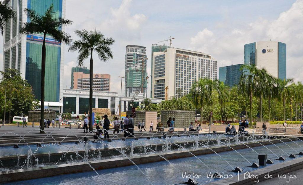 petronas - qué hacer en Kuala Lumpur