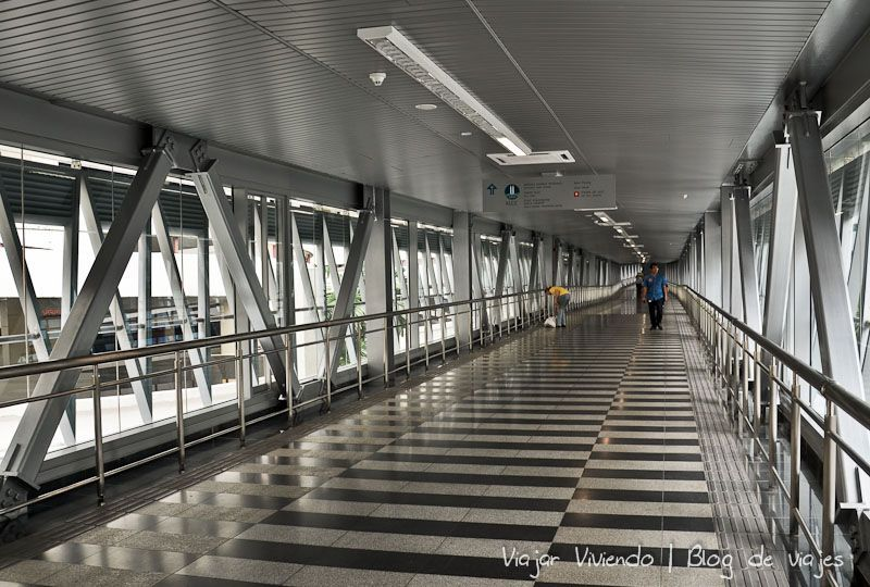 pasarela Kuala Lumpur Petronas