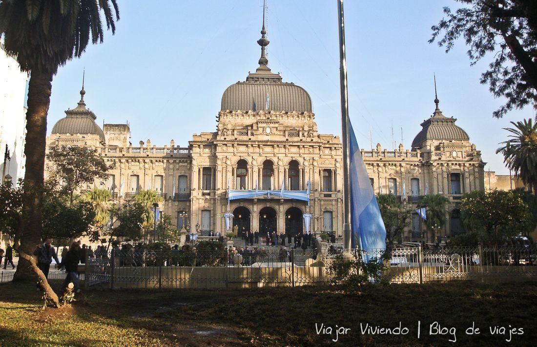 Casa de gobierno Tucuman