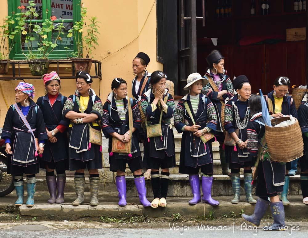 etnias sapa vietnam