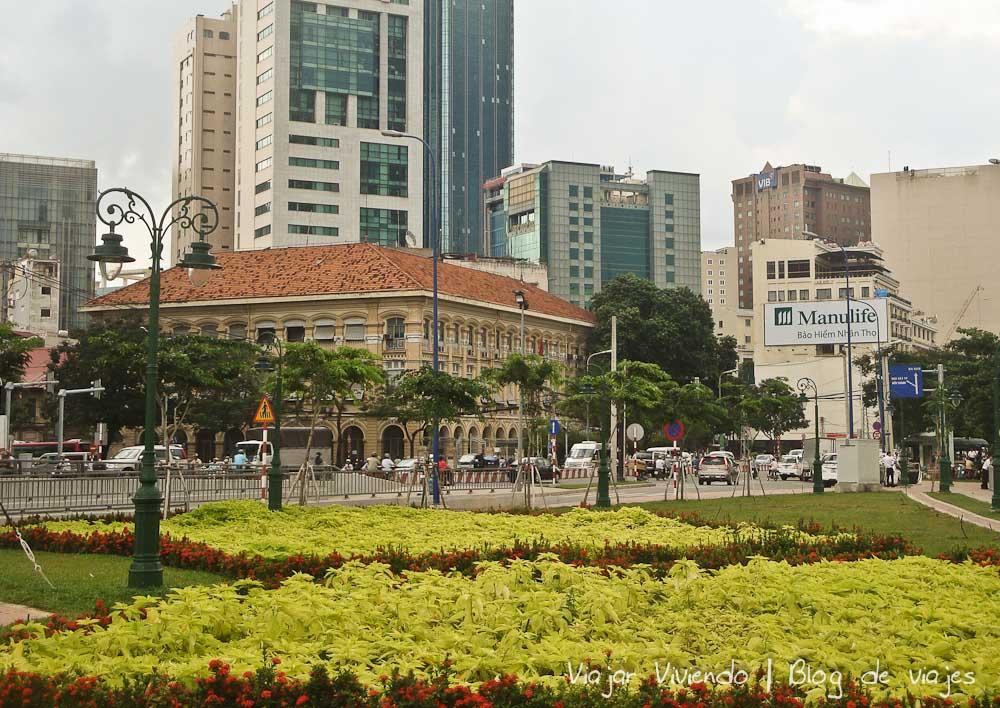ho chi minh vietnam - consejos viajar a Vietnam