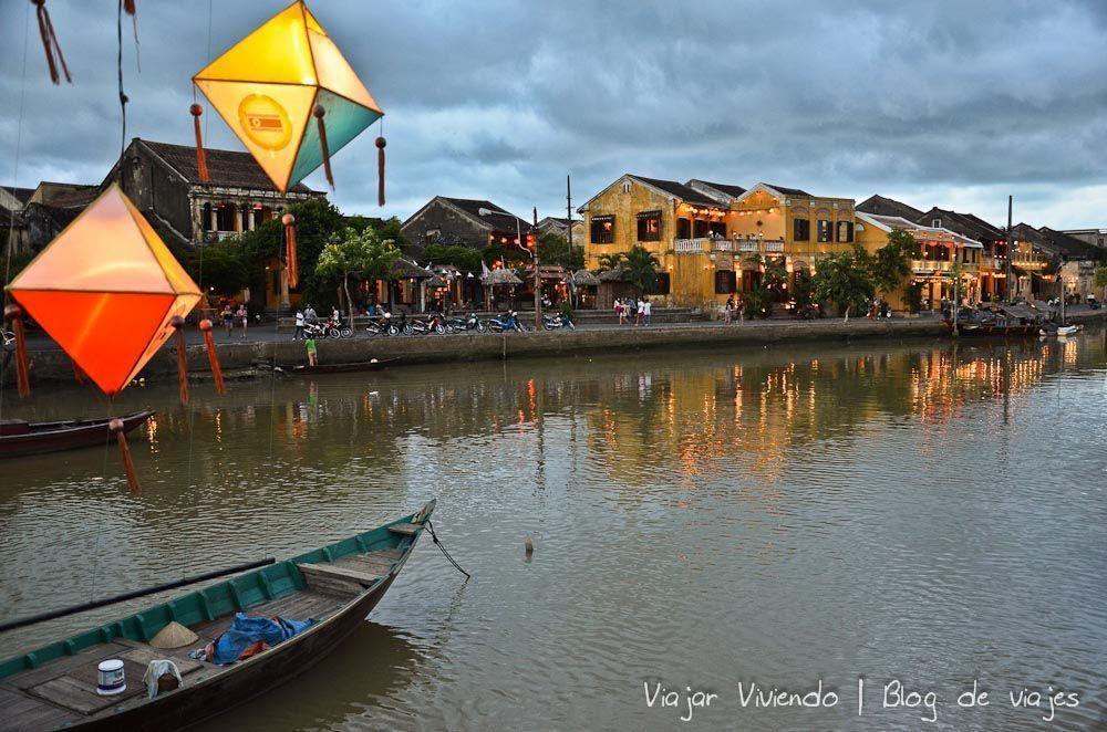 hoi an lugar que ver en Vietnam
