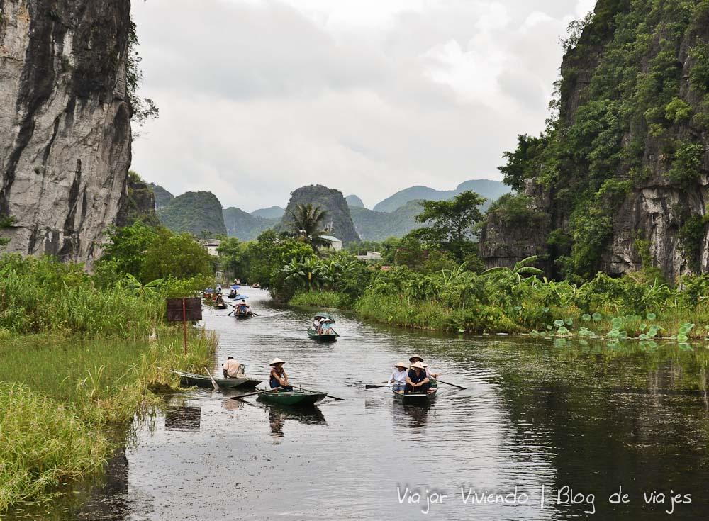ninh binh vietnam - consejos viajar a Vietnam