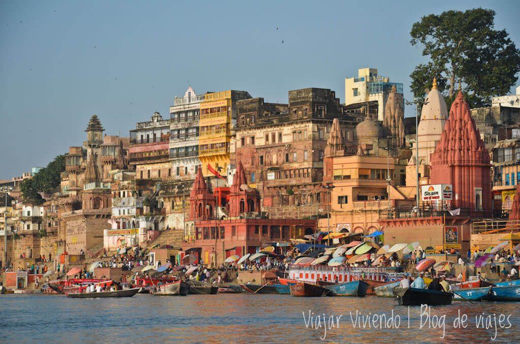 Varanasi y el Triángulo de Oro