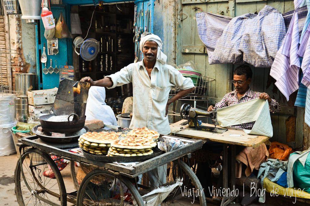 viajar al Triangulo de Oro - Delhi