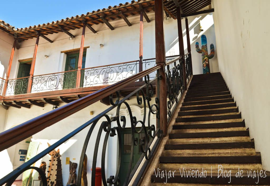 casas coloniales del centro de Salta